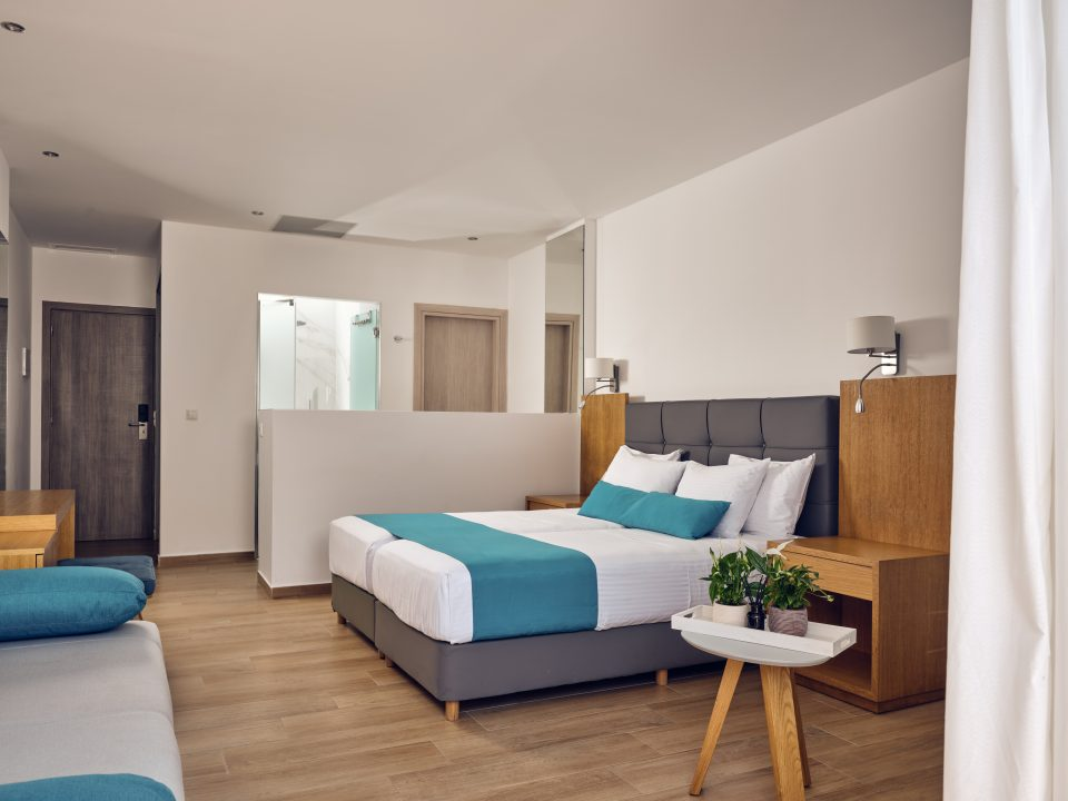Suite Junior Con Piscina Condivisa Cavo Orient Beach Hotel Zacinto Grecia
