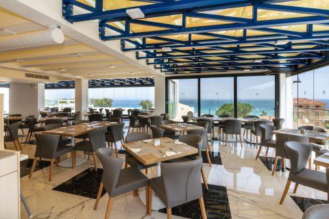 Cavo Orient  Beach Hotel Restaurant