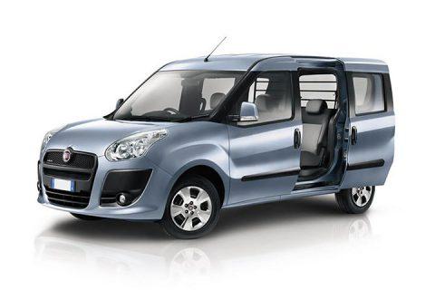Fiat Doble 7seats minibus