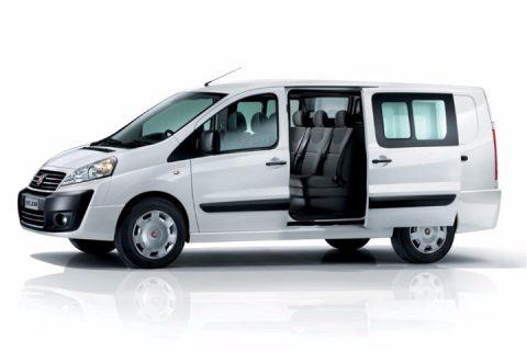 Fiat Scundo Kleinbus mit 9 Sitzen