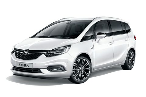 Opel Zafira 7seats minibus